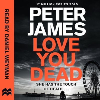 Book cover for Love You Dead